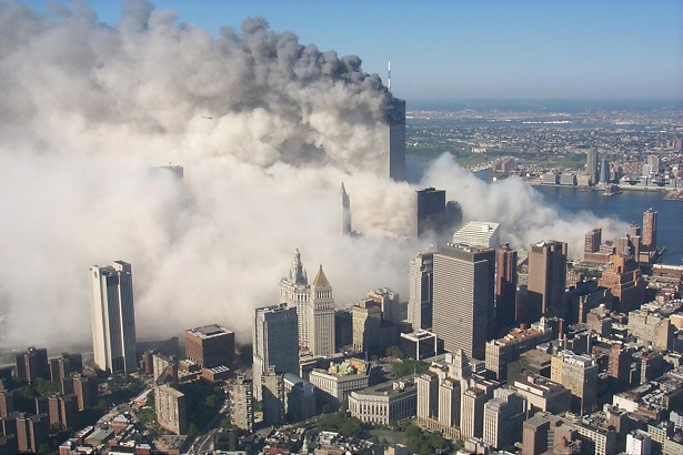 WTC 2 collapse cloud