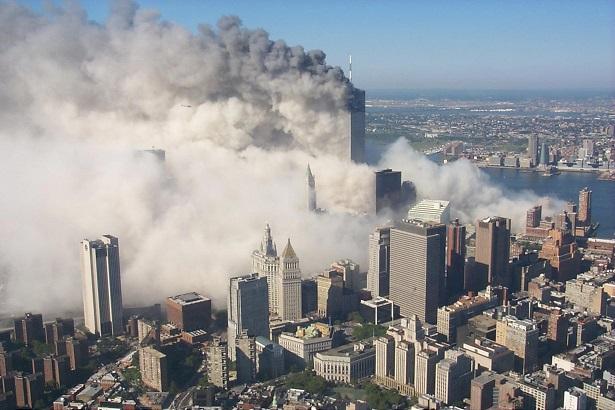 WTC 2 collapse cloud