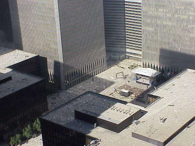 Natasha Sealy WTC5 roof